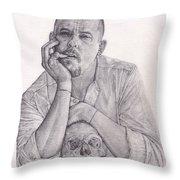 Alexander Mcqueen Savage Beauty Throw Pillow