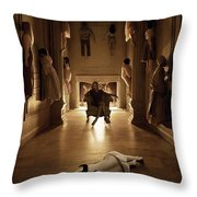 American Horror Story Coven 2013 Throw Pillow