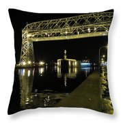American Integrity Throw Pillow