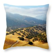 America's Tuscany Throw Pillow