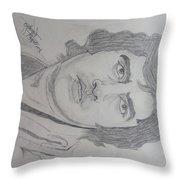 Amitabh Bacchan International  Actor  Throw Pillow
