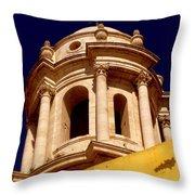 Andalucia Cadiz Spain Throw Pillow