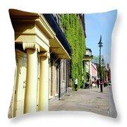 Angel Hotel, Bury St Edmunds Throw Pillow