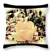Angel Of The Morning Throw Pillow