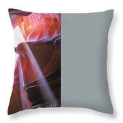 Antelope Canyon Arizona Throw Pillow