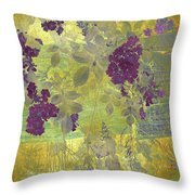 Antiqued Throw Pillow