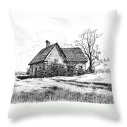 Appalachee Farmhouse Throw Pillow