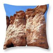 Arizona 6 Throw Pillow