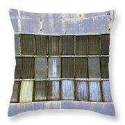 Art Print Windows 12 Throw Pillow by Harry Gruenert