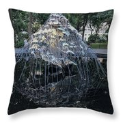 As Seen Throw Pillow