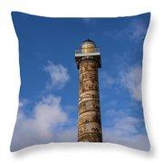Astoria Column Throw Pillow