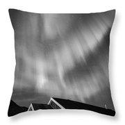 Aurora Tasiilaq Greenland 7839 Throw Pillow