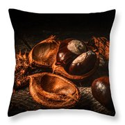 Autumn 2016 Throw Pillow