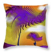 Autumn Spirit Throw Pillow