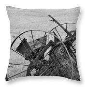 B/w149 Throw Pillow