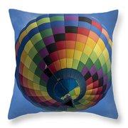 Ballooning Throw Pillow