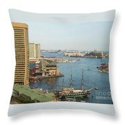 Baltimore Throw Pillow