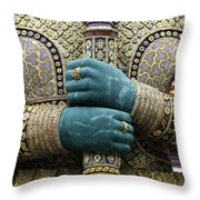 Bangkok Thailand Throw Pillow