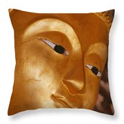 Bangkok, Wat Suthat Throw Pillow