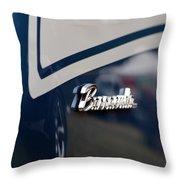 Barracuda Throw Pillow