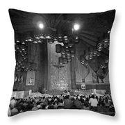 Basilica De Guadalupe 5 Throw Pillow