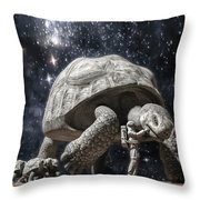 Beautiful Creatures Throw Pillow