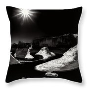 Beautiful Lake Powell Throw Pillow