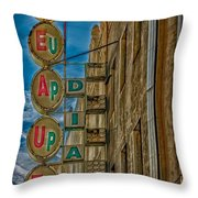 Beauty Supply Throw Pillow