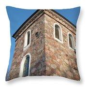 Belfry Throw Pillow