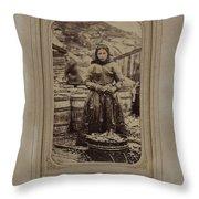 Bergens Stift Throw Pillow