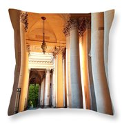Berlin Dome  Throw Pillow