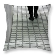 Berlin Memorial Throw Pillow