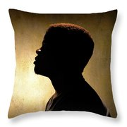 Beyond The Light Throw Pillow