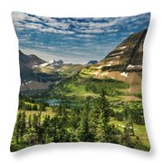 Big Sky Country Throw Pillow