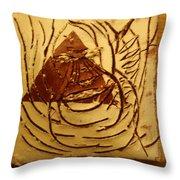 Big Smile - Tile Throw Pillow