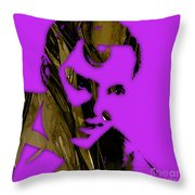 Bill Haley Collection Throw Pillow