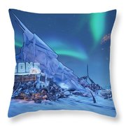 Borderlands 2 Throw Pillow