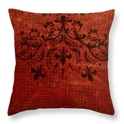 Boudoir Two Throw Pillow