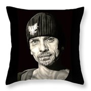 Breaking Bad Skinny Pete Throw Pillow