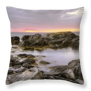 Brigus South Sunrise Throw Pillow