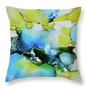 Bubble Collection Throw Pillow