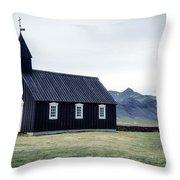 Budir - Iceland Throw Pillow