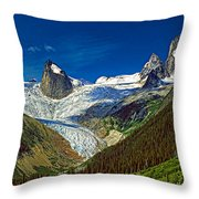 Bugaboo Spires Throw Pillow