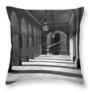 Cabildo Arches Throw Pillow