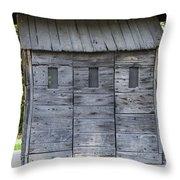Camp Randall Stockade - Madison Wisconsin Throw Pillow