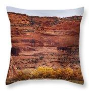 Canyon De Chelly 10 Throw Pillow