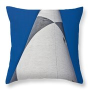 Cape Lookout 4 Throw Pillow