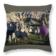 Cappadocia26 Throw Pillow