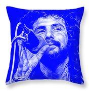 Cat Stevens Collection Throw Pillow