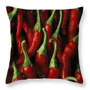 Cayenne Throw Pillow